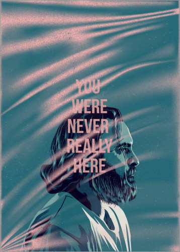 Plakat You Were Never Really Here