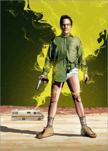 Plakat Breaking Bad