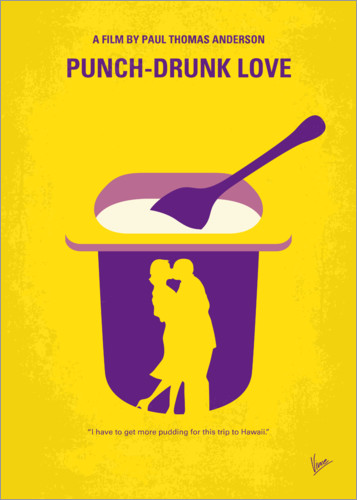 Plakat Punch-Drunk Love