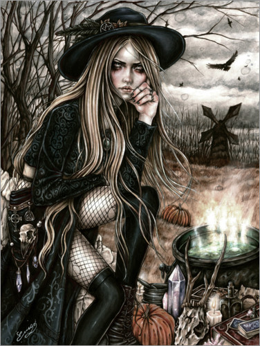 Plakat The Season Of The Witch