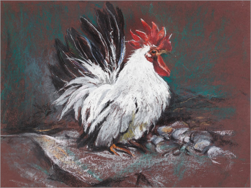 Plakat Rooster