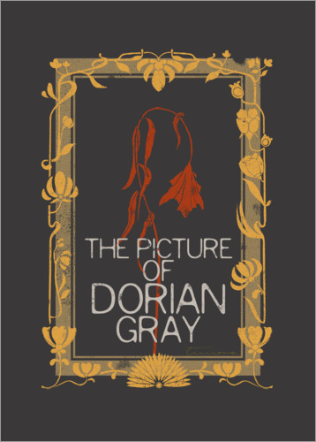 Plakat The picture of Dorian Gray