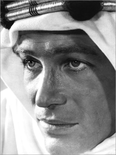 Plakat Peter O'Toole - Lawrence of Arabia