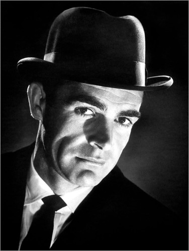Plakat Dr. No, Sean Connery