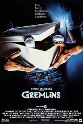 Gallery print  Gremlins (English) - Entertainment Collection