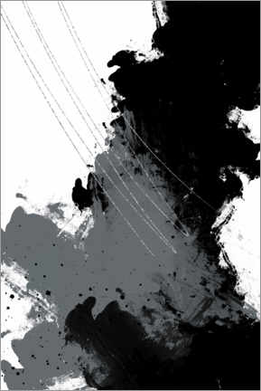 Plakat Abstract painting V