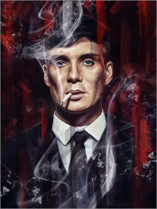 Plakat  Peaky Blinders - Dmitry Belov