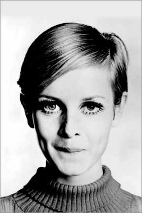 Plakat  Cheeky Twiggy - Celebrity Collection