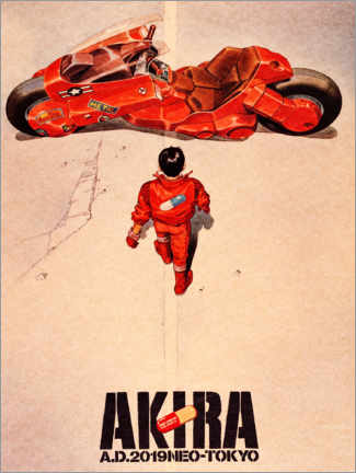 Gallery print  Akira - Entertainment Collection