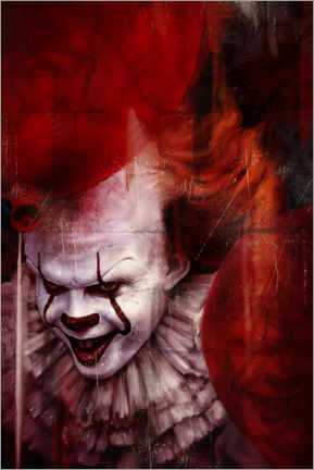 Plakat Pennywise