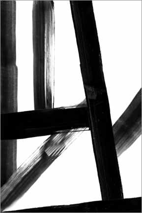 Plakat Abstract Lines