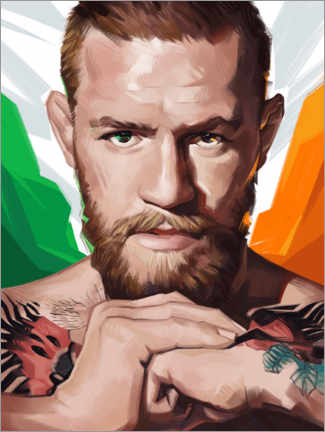 Plakat Conor McGregor
