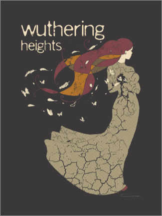 Plakat Wuthering Heights