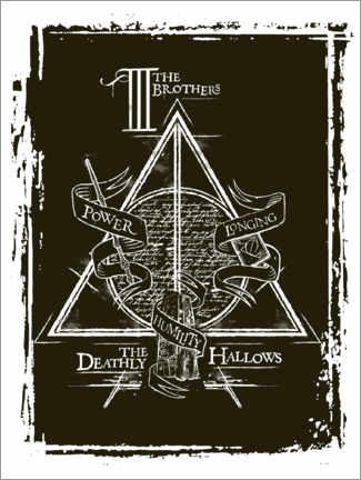 Plakat  Peverell family - The Deathly Hallows