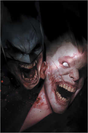 Obraz na PCV  DCeased Zombie Batman