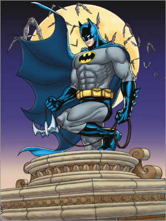 Plakat  Batman Moonlight