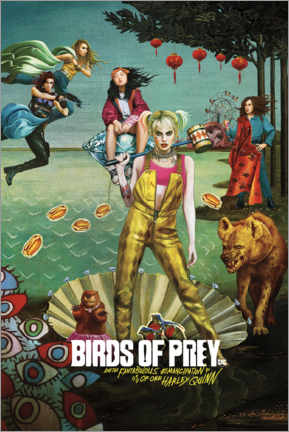 Plakat  Birds of Prey - Venus