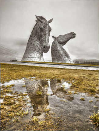 Plakat The kelpies