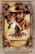 Obraz na PCV  Indiana Jones and the Last Crusade - Entertainment Collection