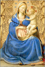 Gallery print  Madonna with Child - Fra Angelico