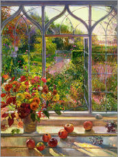 Gallery print  Autumn view - Timothy Easton