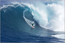 Gallery print  Giant wave off Maui - Ron Dahlquist