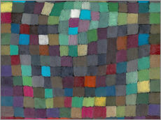 Gallery print  Abstract in Relation ...Tree - Paul Klee