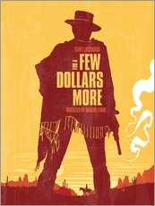 Gallery print  For a few dollars more - Golden Planet Prints