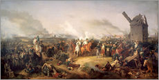 Gallery print  The Battle of Nations, Leipzig 1813 - Peter von Hess