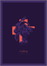Gallery print  The Witch - Fourteenlab