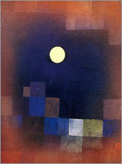 Gallery print  Moonrise - Paul Klee