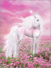 Gallery print  Unicorn Glitter - Dolphins DreamDesign
