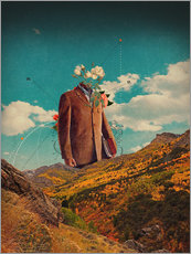 Gallery print  Sometimes I Think You Will Return - Frank Moth
