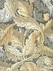 Gallery print  Acanthus - William Morris