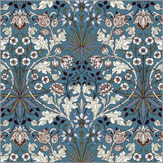 Gallery print  Hyacinth - William Morris