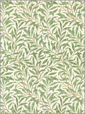 Naklejka na ścianę  Willow - William Morris