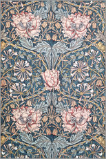 Naklejka na ścianę  Honeysuckle - William Morris