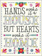 Gallery print  Our home - Laura Marshall