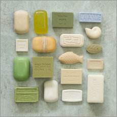 Gallery print  Soap Collection - Andrea Haase Foto