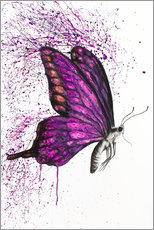 Plakat Song of a Butterfly