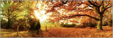 Gallery print  Autumn feeling - Art Couture