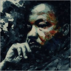 Plakat Martin Luther King