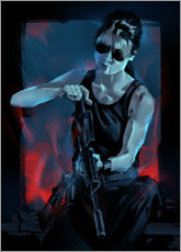 Plakat Sarah Connor
