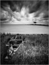 Plakat  Lighthouse Marken in the Netherlands - Kristian Goretzki
