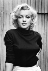 Gallery print  Marilyn Monroe - Celebrity Collection