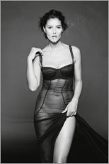 Gallery print  Monica Bellucci - Celebrity Collection