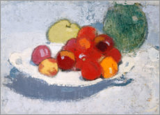 Plakat Still life with fruits