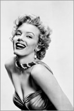Plakat  Marilyn Monroe - Smiling - Celebrity Collection