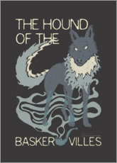 Plakat The Hound of the Baskervilles