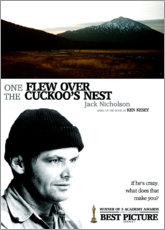 Plakat One Flew Over the Cuckoo's Nest
